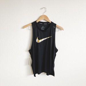 NEW Nike Dri Fit Swoosh Tank Top
